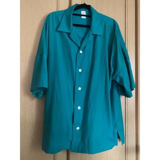 クーティー(COOTIE)の値下げ chahchah オープンカラーシャツ(シャツ)