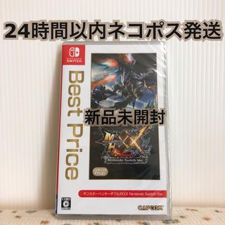 Nintendo Switch - 【新品未開封】モンスターハンター ダブルクロス