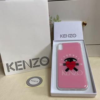 ケンゾー(KENZO)のケンゾーIPHONE Xs Max ケース(iPhoneケース)