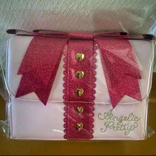 Angelic Pretty - Angelic Pretty Present Ribbonポシェット ピンク