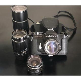 PENTAX - PENTAX SP/TAKUMAR 35mm 55mm 135mm 200mm