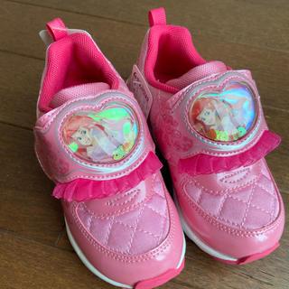 MOONSTAR  - 新品タグ付き moonstar 16㎝ プリンセス  靴 スニーカー