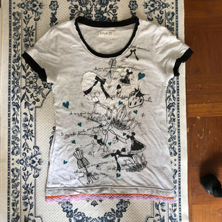 スカラー(ScoLar)のスカラー Tシャツ Mサイズ(Tシャツ(半袖/袖なし))