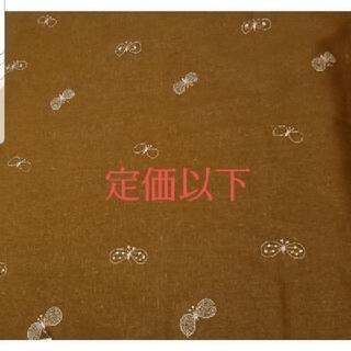 ミナペルホネン(mina perhonen)の希少❗🌷定価以下💝choucho10匹以上💝リネン100%🌴同封割引有り(ハンカチ)