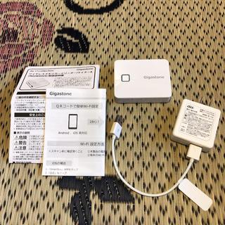 エーユー(au)のワイヤレスメモリカードリーダー/ライターA  R03W002A(PC周辺機器)