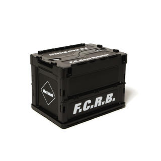 F.C.R.B. - 【Bristol】SMALL FOLDABLE CONTAINER 黒 FCRB