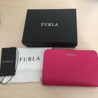 フルラ(Furla)のFURLA  財布  ピンク  フクシア(財布)