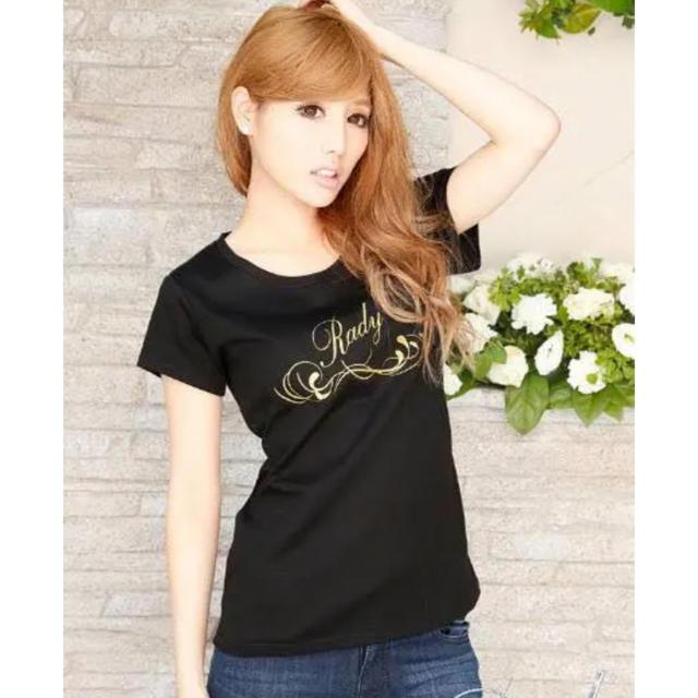 Rady(レディー)のRadyTシャツ レディースのトップス(Tシャツ(半袖/袖なし))の商品写真