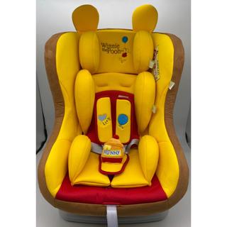 Disney - くまのプーさんチャイルドシート新生児~4歳-‼️未使用‼️