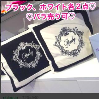 Rady - ホテルシリーズ刺繍クッションカバー