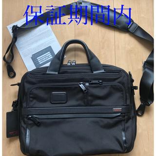 トゥミ(TUMI)のTUMI トゥミ ビジネスバッグ ブラック 保証書付(ショルダーバッグ)