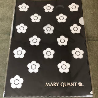 MARY QUANT - マリークワント クリアファイル