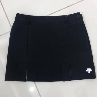 DESCENTE - デサント レディース ゴルフスカート 韓国デサント M