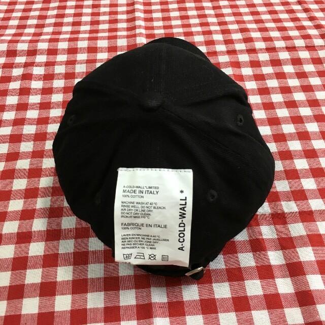 OFF-WHITE(オフホワイト)のA-COLD-WALL* キャップ メンズの帽子(キャップ)の商品写真