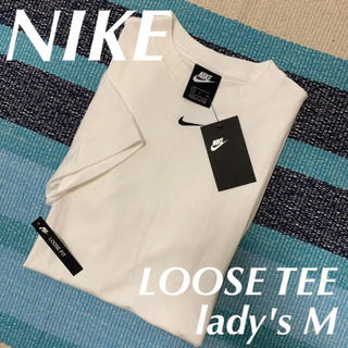 NIKE - 【新品】NIKE ルーズフィットT ビッグT Tシャツワンピ