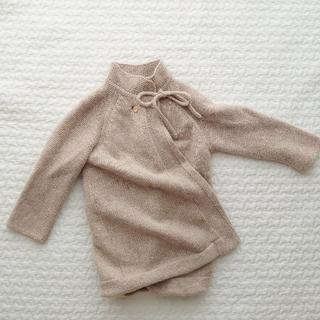 キャラメルベビー&チャイルド(Caramel baby&child )のcaramelbaby&child ニットコート カーデ 18m(ジャケット/コート)