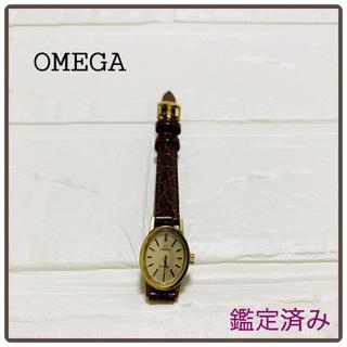 オメガ(OMEGA)のオメガ、ジュネーブ、ゴールド(腕時計)