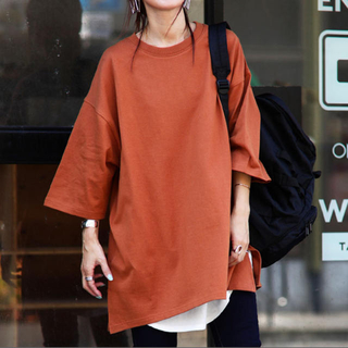 アンティカ(antiqua)のアンティカ antiqua Tシャツ(Tシャツ(半袖/袖なし))