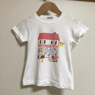 familiar - ファミリア 半袖Tシャツ 100