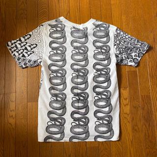 ヒステリックグラマー(HYSTERIC GLAMOUR)のHYSTERICGLAMOR スネーク Tシャツ(Tシャツ/カットソー(半袖/袖なし))