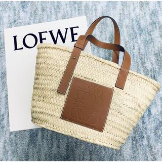 LOEWE - 箱付き!正規品【美品】LOEWE ロエベ かごバッグ バスケットバッグ M