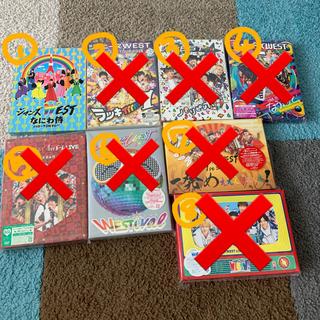 ジャニーズWEST - ジャニーズWEST LIVE DVD
