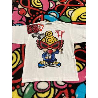 HYSTERIC MINI - ヒステリックミニ 半袖 Tシャツ 105