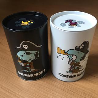 スヌーピー(SNOOPY)のユニバ スヌーピー缶(その他)