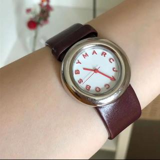 マークバイマークジェイコブス(MARC BY MARC JACOBS)のマークバイマークジェイコブス 稼働中     特別価格(腕時計)