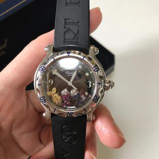 ショパール(Chopard)のレア ショパール ハッピーフィッシュ ハッピースポーツ 腕時計(腕時計(アナログ))
