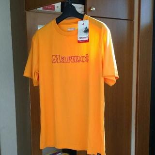 マーモット(MARMOT)のマーモットTシャツ新品未使用 メンズMサイズ(Tシャツ/カットソー(半袖/袖なし))