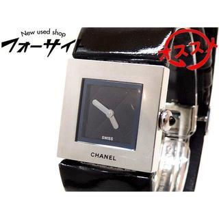 CHANEL - シャネル 時計 ■ マトラッセ ステンレス ブラック 1