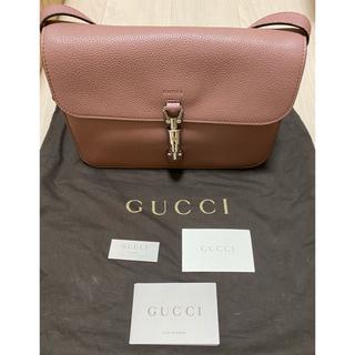 Gucci - 【本日限定大特価!】GUCCI☆グッチ ショルダーバック ピンク系
