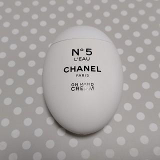 CHANEL - CHANEL N°5 ロー ハンドクリーム