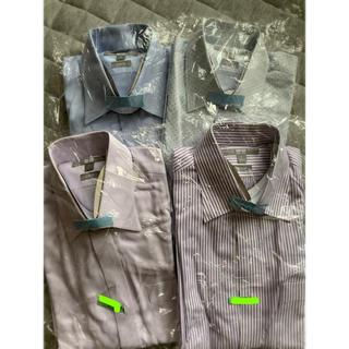 ユニクロ(UNIQLO)のYシャツ 4枚セット(シャツ)