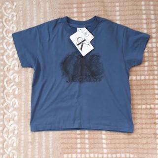 Calvin Klein - カルバン・クライン Tシャツ ショート丈トップス