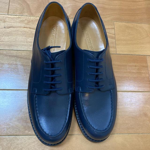 J.M. WESTON(ジェーエムウエストン)の未使用 JMウエストン ゴルフ 7C メンズの靴/シューズ(ドレス/ビジネス)の商品写真