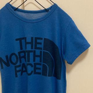 THE NORTH FACE - ノースフェイス Tシャツ ビッグロゴ