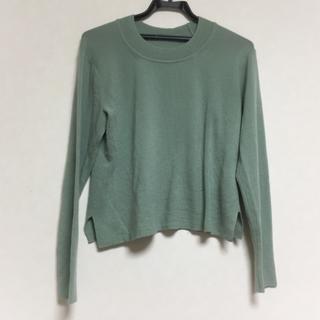 イッセイミヤケ(ISSEY MIYAKE)のイッセイミヤケ 長袖セーター サイズ3 L(ニット/セーター)