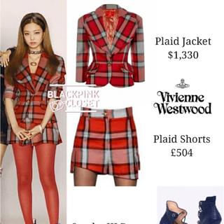 Vivienne Westwood - お値段交渉可です 美品 3D タータン ラブジャケット