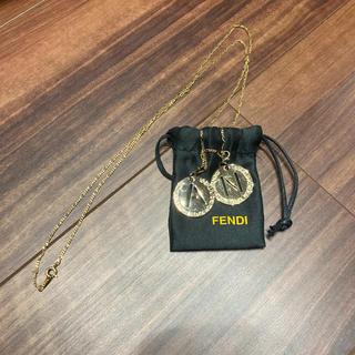 フェンディ(FENDI)の美品 FENDI チャーム N(バッグチャーム)