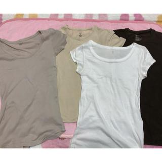 ギャップ(GAP)のカットソー(4枚)(Tシャツ/カットソー(半袖/袖なし))