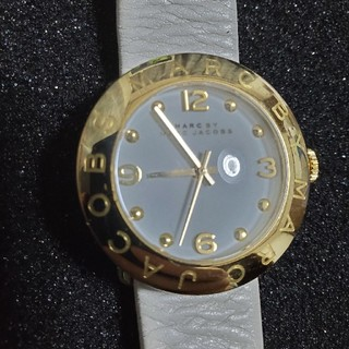 マークバイマークジェイコブス(MARC BY MARC JACOBS)の<美品、ジャンク>マークジェイコブス 時計(腕時計)