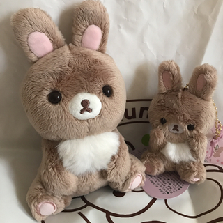 サンエックス - お顔厳選★ラスト★リラックマ★数量限定ココアウサギ