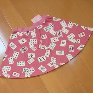 シャーリーテンプル(Shirley Temple)のシャーリーテンプル 130 トランプスカート(スカート)