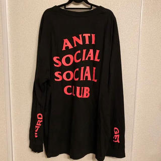 ANTI - antisocialsocialclub ロンT