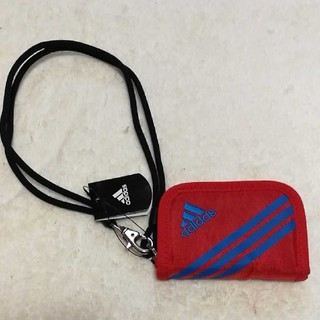 アディダス(adidas)の【新品】Adidas コインケース 小銭入れ(財布)