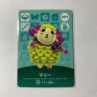 Nintendo Switch - どうぶつの森 amiiboカード マリー