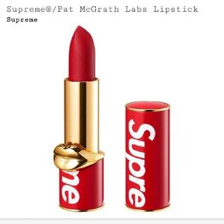 シュプリーム(Supreme)のSupreme Pat McGrath Labs Lipstick(その他)