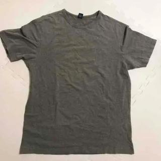 ギャップ(GAP)のGap Tシャツ 茶 L(Tシャツ/カットソー(半袖/袖なし))